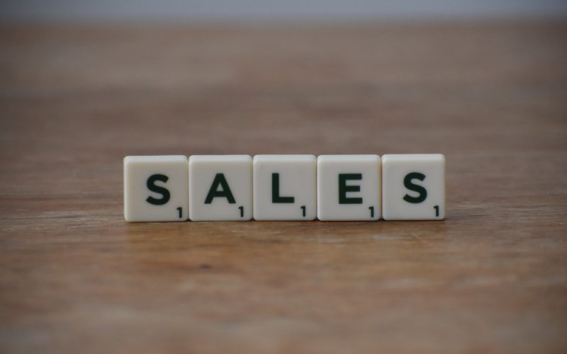 Stages of sales pipeline